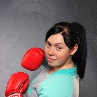 бокс! :: Олька Никулочкина