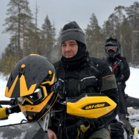 Ski-Doo :: Владимир Питерский
