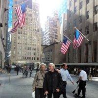 Нью-Йорк, Манхэттен, октябрь 2013 г. :: Валерий