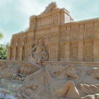 Песчаная скульптура :: Nikolay Monahov