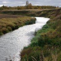 Серебрянная река :: Святец Вячеслав
