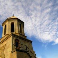 Храм в Кикети :: Наталья Джикидзе (Берёзина)