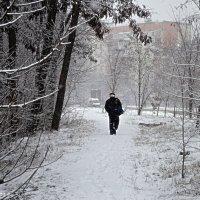 Перший сніг :: Степан Карачко