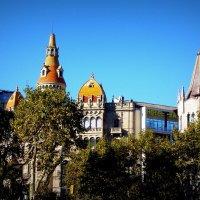 Барселона :: Ольга Сорокина