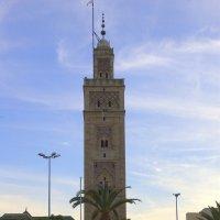 Мечеть в Хубусе :: Светлана marokkanka
