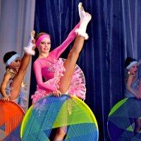 в ритме танца :: юрий иванов