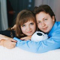 Элина и Владимир :: Алена Шпинатова