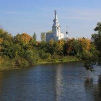 в Суздале осенью :: Михаил Юрьевич