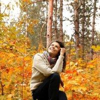Нотки осени в исполнении природы :: Helen Khodakovska