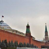 Великая русская стена :: Никита Борисов