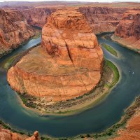 Horseshoe Bend :: Anna Smith