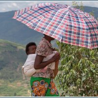 Дитя Руанды :: Евгений Печенин