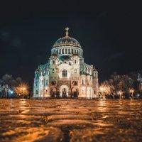 Морской Никольский собор (Кронштадт) :: Сергей Кадилов