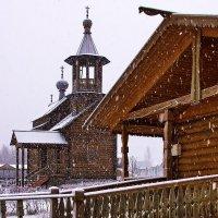 И падал снег на память бытия... :: Лесо-Вед (Баранов)