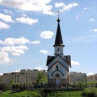 Церковь святого Георгия Победоносца :: Николай
