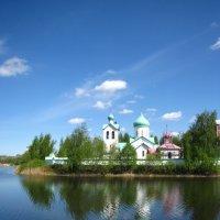 Церковь св. Сергия Радонежского на Средней Рогатке :: Николай