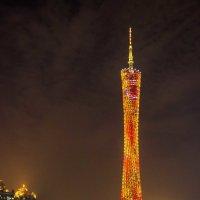 Ночной Гуанжоу :: Dmitriy Sagurov