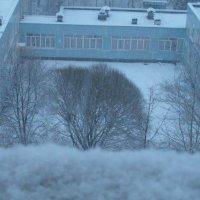 Зимний видок :: Настя Шахова