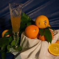 Апельсины :: Ольга Долбилина