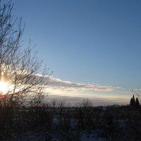 Зимняя природа :: Вера Андреева