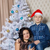 Новогодний Фотопроект :: Елена Правосудова
