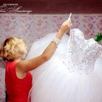 Свадебное платье :: Анастасия Володина