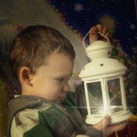 Чудо - фонарик :: Ольга Гайченя
