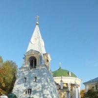 Троицкая церковь «Кулич и Пасха» :: Николай