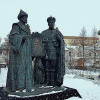 Первый царь Михаил (1596-1645) и Последний Николай 2 (1868-1918) Романовы :: Владимир Болдырев
