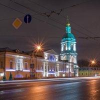 из московских вечерних погулялок :: Игорь Федулов