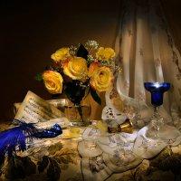 Неуловимый-терпкий запах роз... :: Валентина Колова