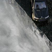 над пропастью,во льду. :: Наталья Бридигина