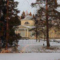 Розовый павильон :: Светлана Дмитриева