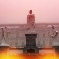 Фото-аллегория  на древнерусскую историю :: Владимир Бровко