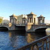 Мост Ломоносова (Чернышёв мост) :: Владимир Гилясев