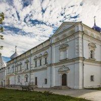 свято-троицкий данилов монастырь .переславль залесский :: юрий макаров