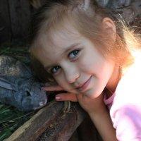 В деревне! :: Анна Борисенко