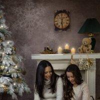 Мама и дочка :: Наталья Zima