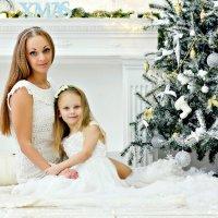 Катя и Ксюша :: Katerina Lesina
