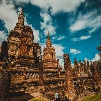 Мария Кульчицкая - Ayutthaya. Город-призрак