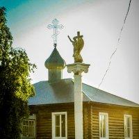 Церковь :: Анастасия Журавлева