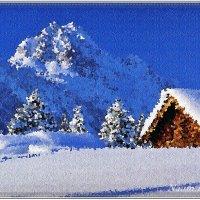 Далеко в горах :: Лидия (naum.lidiya)