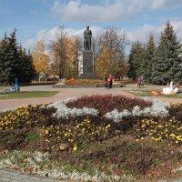 Сквер. :: Николай Масляев