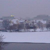 Зимнее утро ! :: Ирина Олехнович