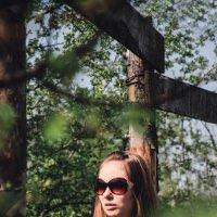 Греться на летнем солнышке :: Elena Agaeva