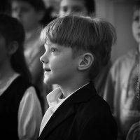 Портрет Мальчика :: Алексадр Мякшин