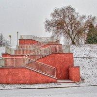 Лестница из 80х :: Андрей Куприянов