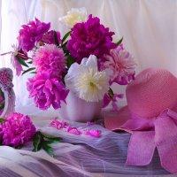 И  пусть в душе всегда цветут пионы... :: Валентина Колова