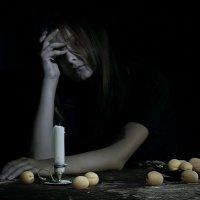 В  грусти-печали.... :: Валерия  Полещикова