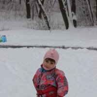 Зимушка зима! :: Анна Борисенко
